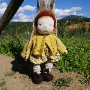 Waldorf doll Martha 14""
