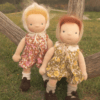 """Waldorf doll Fleur 14"""""""