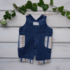 "Waldorf doll clothes- Overalls for 18""-20'"
