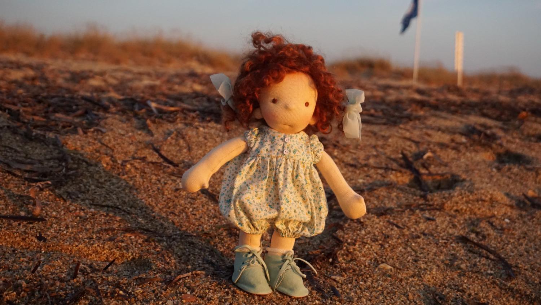 Waldorf doll Charlotte 12″ 1