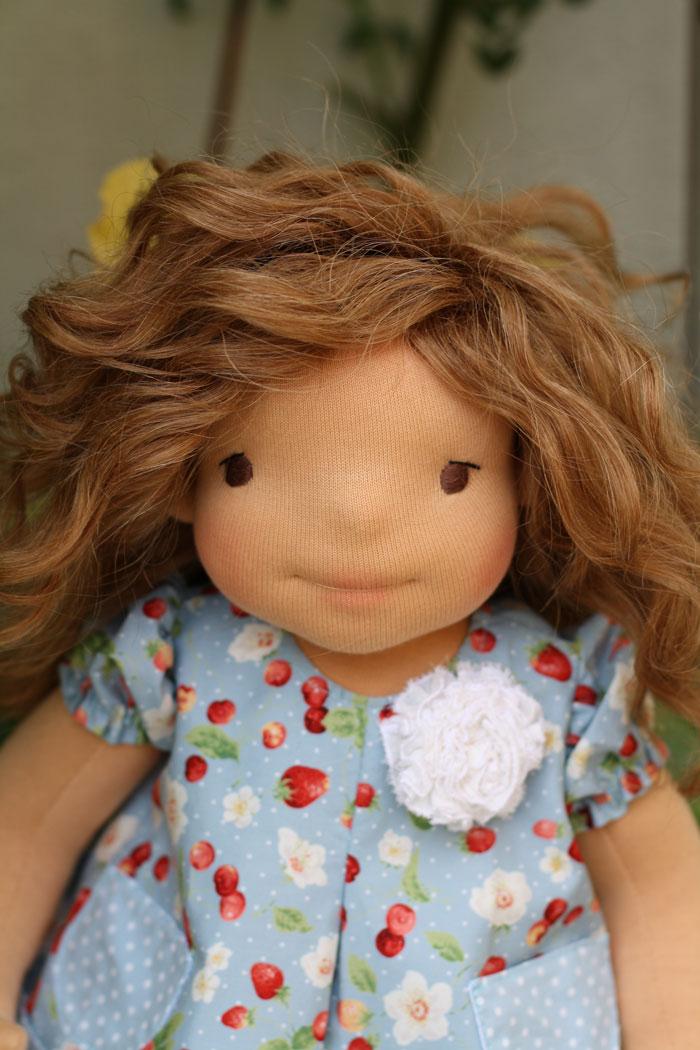 Waldorf doll Poppy 18″ 1