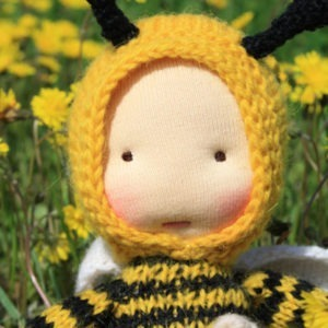 Darling Waldorf doll Bee Louise