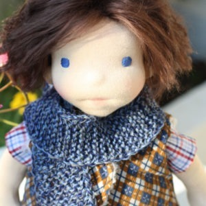 Custom made doll for Julia