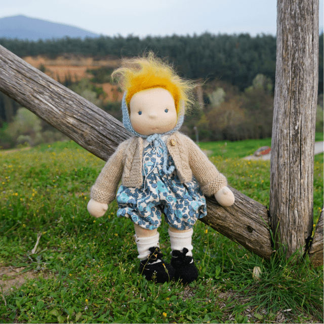 Waldorf doll Cadie 14″ 1