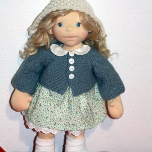 Custom doll for Heather