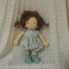 "Waldorf doll Charlotte 12"""
