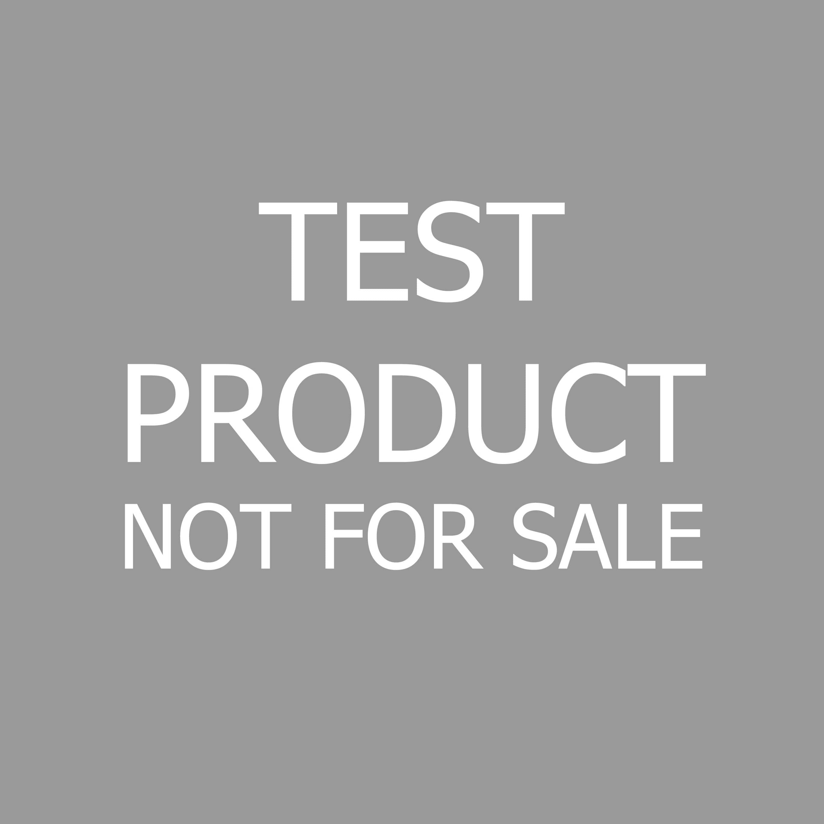 test-product-not-for-sale